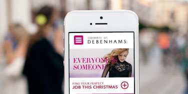 Debenhams </br> Everyone Is Someone
