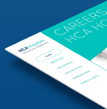 HCA Hospitals <br/> Careers Site