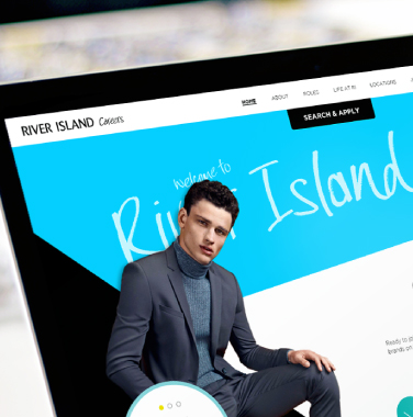River Island <br/> Careers Site